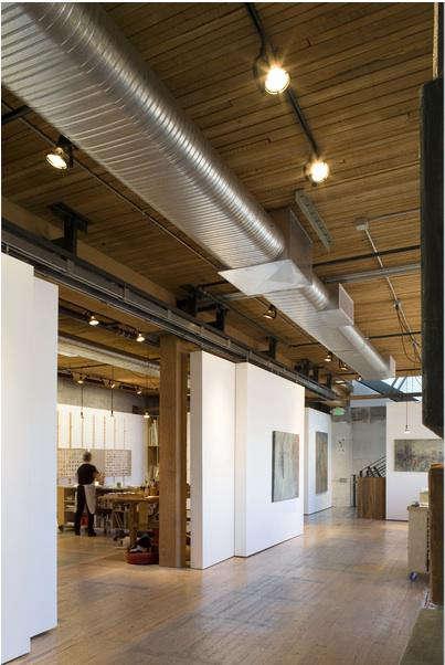 Architect Visit Seattle Artists Studio by Olson Kundig Architects portrait 6