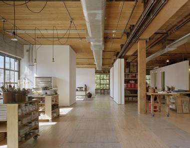 Architect Visit Seattle Artists Studio by Olson Kundig Architects portrait 7