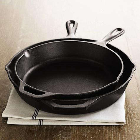 lodge cast iron cookware