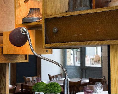 Restaurant Visit Bistrot Bruno Loubet in Clerkenwell portrait 5