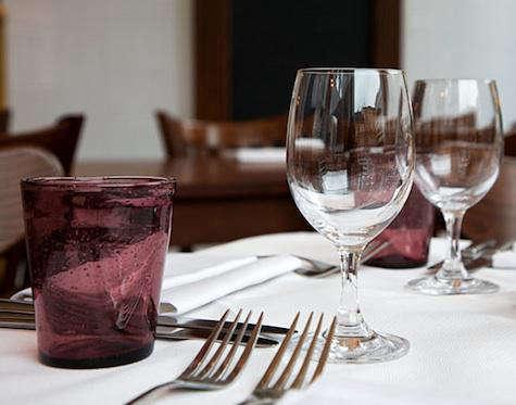 Restaurant Visit Bistrot Bruno Loubet in Clerkenwell portrait 8