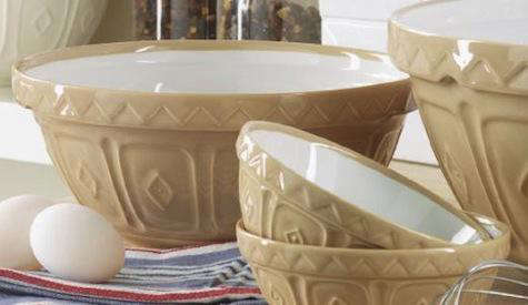 mason cash mixing bowls shot