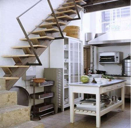 new end square shoreditch kitchen