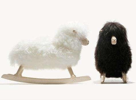 povl kjer rocking sheep