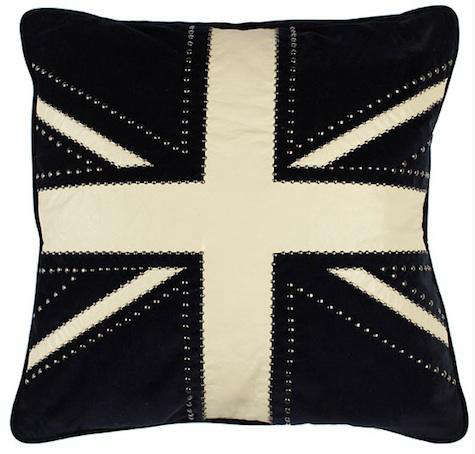 rug company brittania cushion