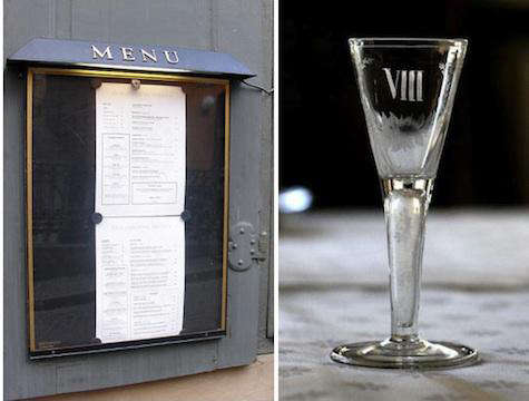 swedish glasses menu