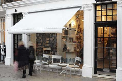 Restaurant Visit V  A Reading Room in London portrait 3