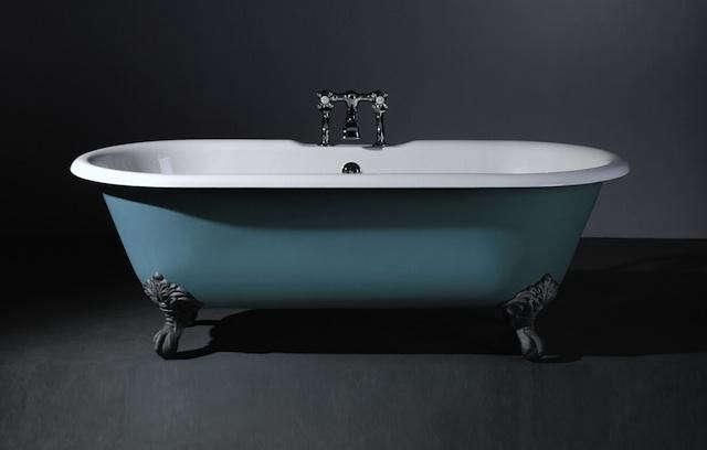 640 bath aston matthews rimini claw foot