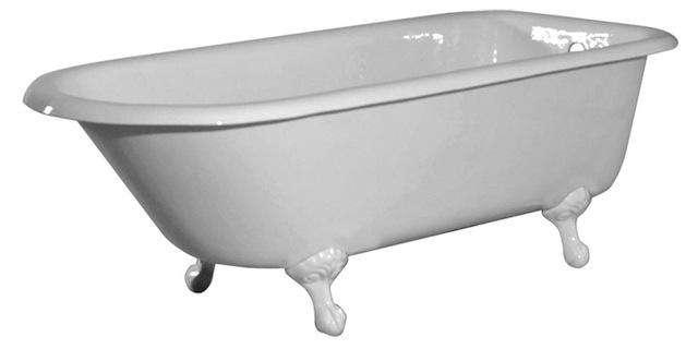 640 bath randolph morris classic claw foot