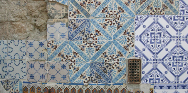 Required Reading Tile Designs from Portugal portrait 8