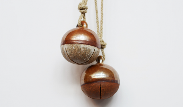 Ceramic Bells Inspired by Japanese Shrines portrait 3