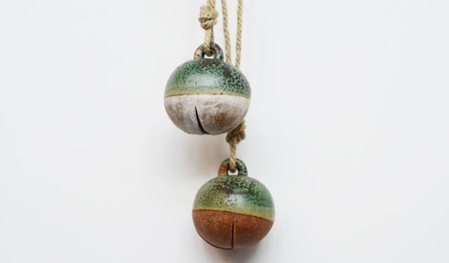 Ceramic Bells Inspired by Japanese Shrines portrait 6