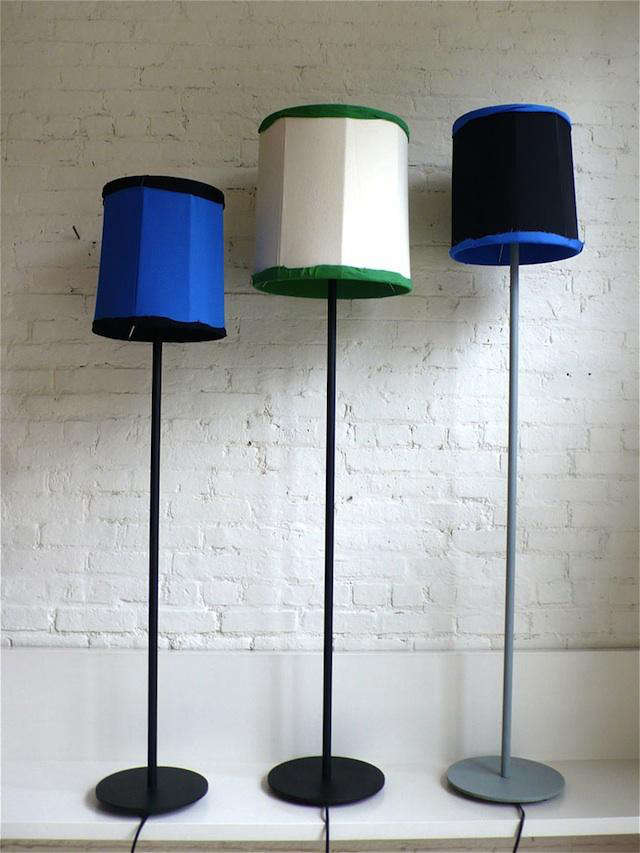 640 mc and co blue lamps