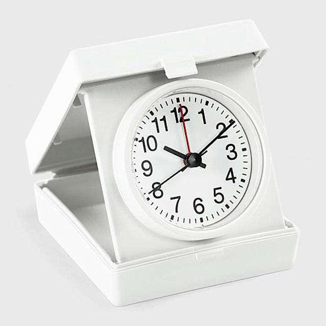 640 muji travel alarm clock