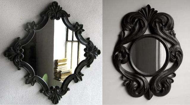 640 objet double mirror