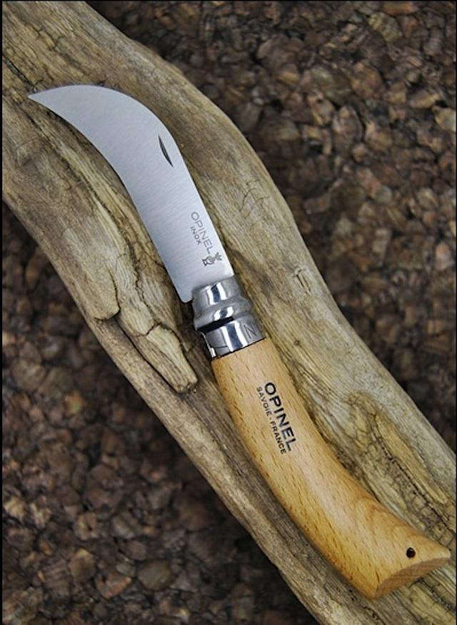 640 opinel pruning knife no8