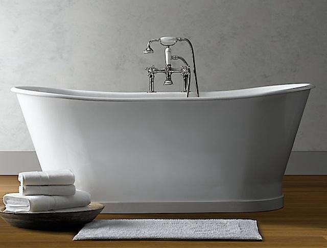 10 Easy Pieces Classic Freestanding Bathtubs portrait 9