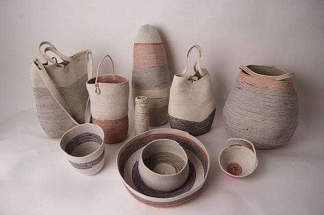 Storage Rope Baskets by Doug Johnston portrait 3