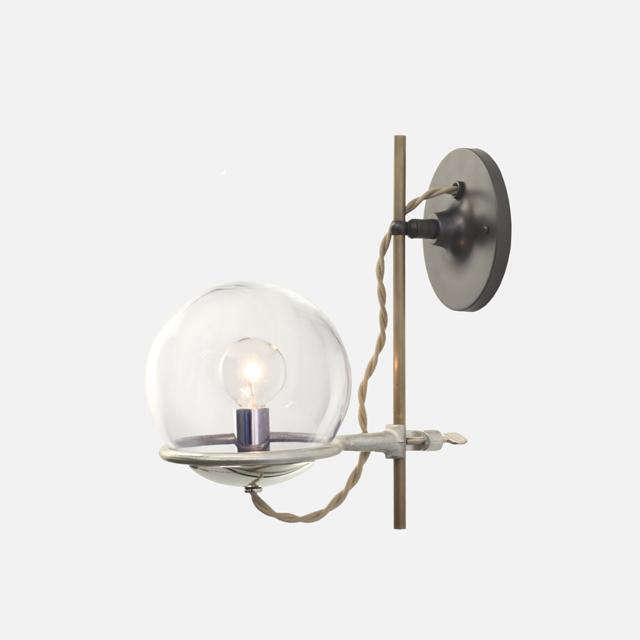 Lighting Orbit Sconce at Schoolhouse Electric portrait 3