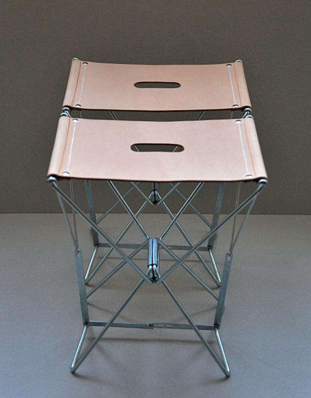 640 two anve stools