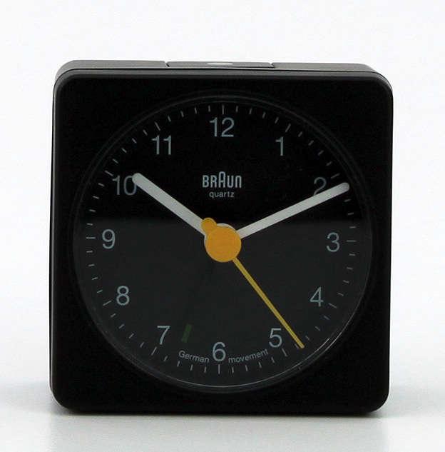 Stylish Travel Alarm Clocks portrait 4