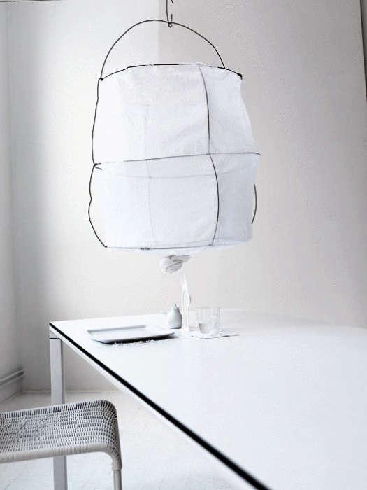 Lighting Koushi Lamp by Mark Eden Schooley portrait 5