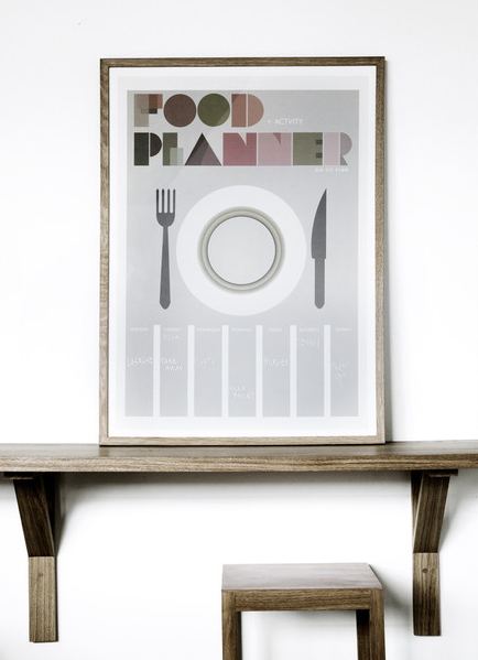 grey food planner insitu