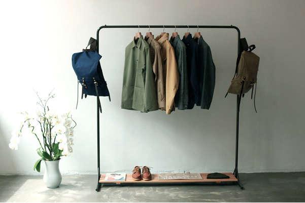 5 Favorites Freestanding Clothes Rails portrait 5