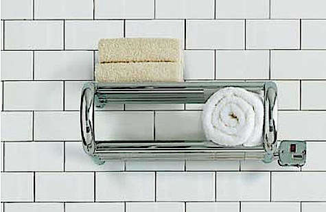 Toasty Towels Courtesy of Warming Shelves portrait 3