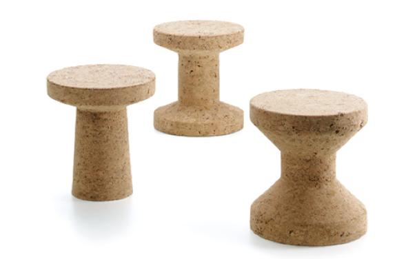 light cork stools