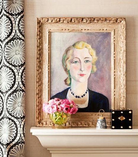 Glamorous Fabrics Inspired by Tommi Parzinger portrait 5