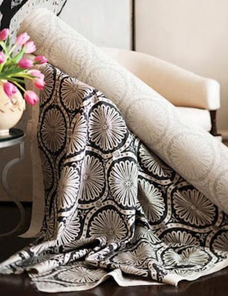 Glamorous Fabrics Inspired by Tommi Parzinger portrait 3