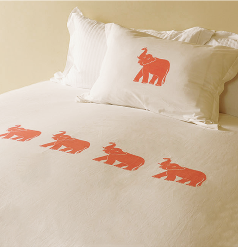 rajama elephant duvet set