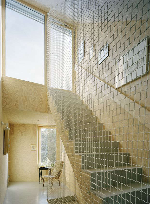 Architect Visit Garden House in Sweden by Tham  Videgard portrait 6