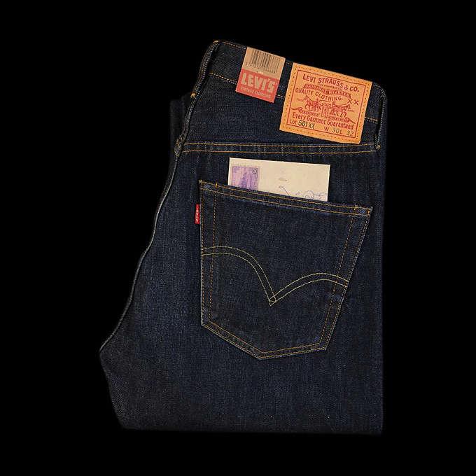1947 501 jeans vanishing point 0