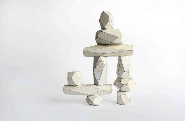 700 700 fort standard balancing blocks white 2