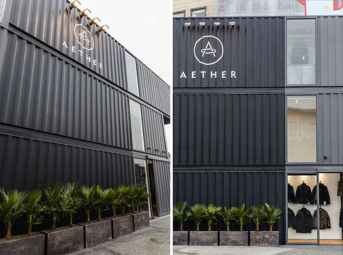 The Shipping News Aether in SF Opens portrait 6