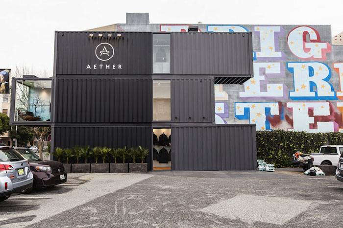 The Shipping News Aether in SF Opens portrait 4