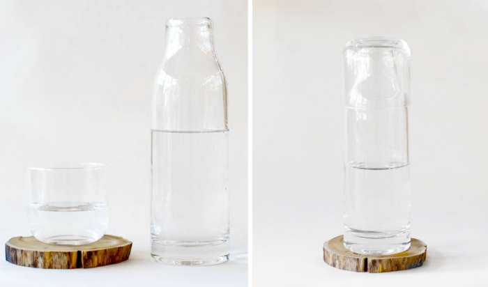 700 classic carafe and cup