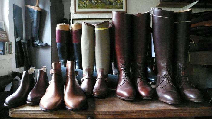 700 collection of boots