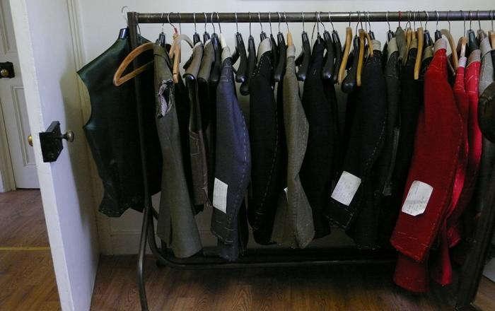700 jackets on rack hunt
