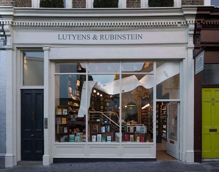 Londons Most Beautiful Bookstore portrait 3