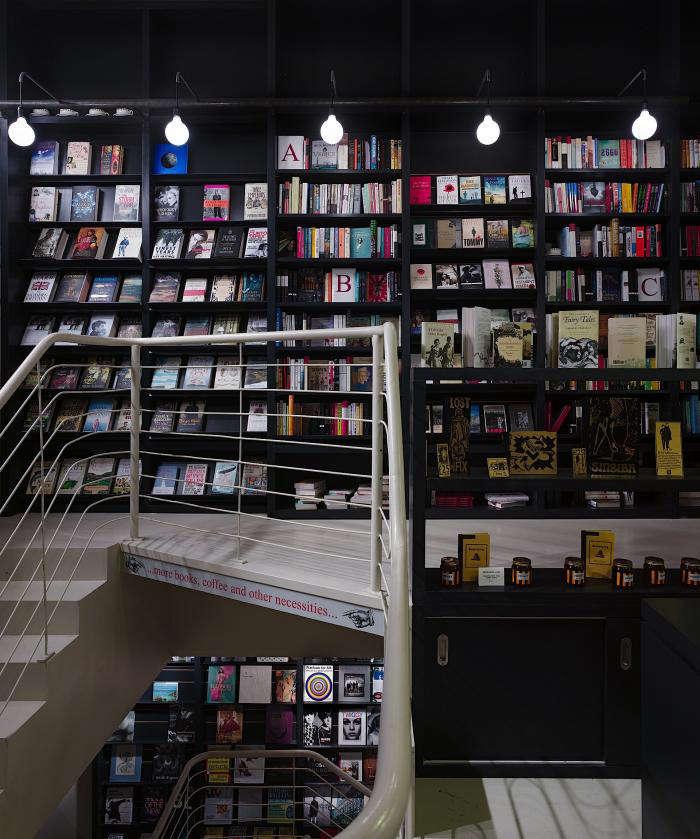 Londons Most Beautiful Bookstore portrait 8