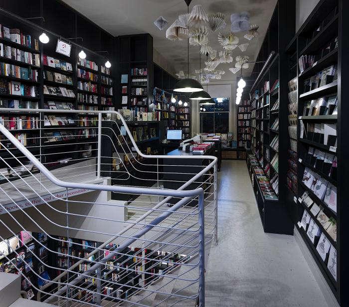 Londons Most Beautiful Bookstore portrait 7