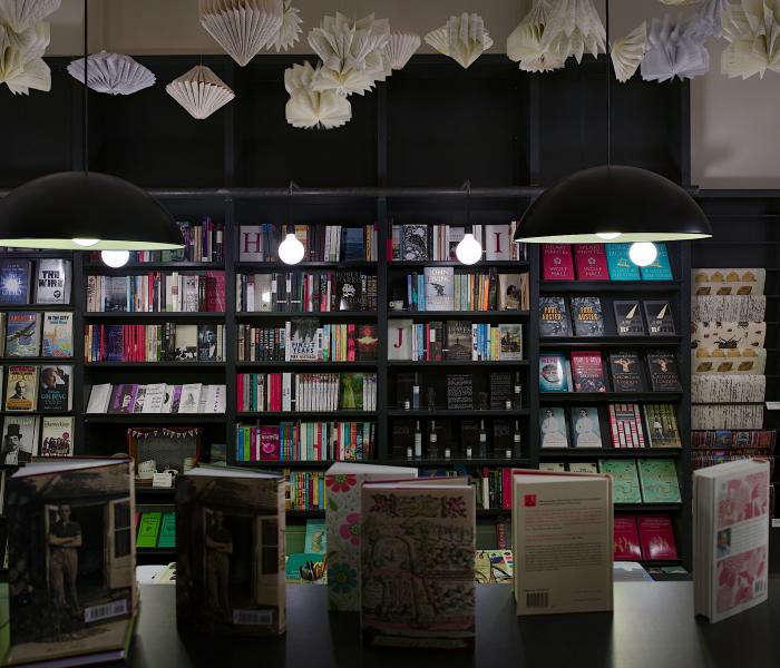 Londons Most Beautiful Bookstore portrait 5