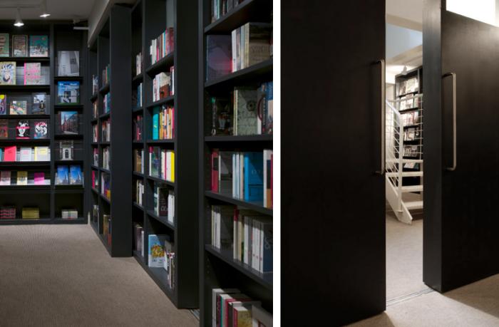 Londons Most Beautiful Bookstore portrait 11