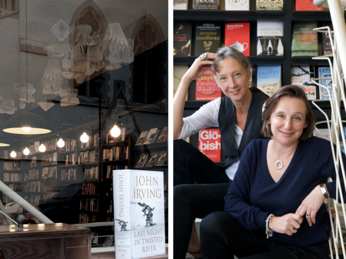 Londons Most Beautiful Bookstore portrait 4