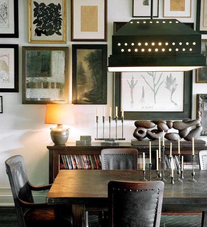 700 roman williams dining room