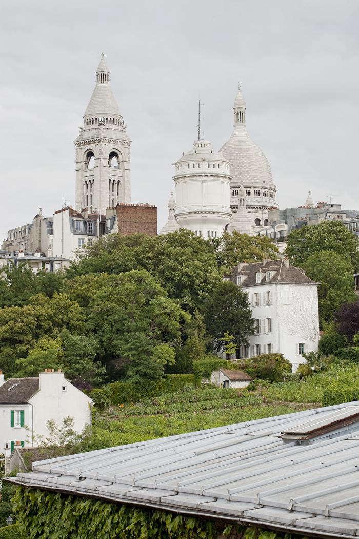 A Flat in Montmartre Echoes of Chanel portrait 15