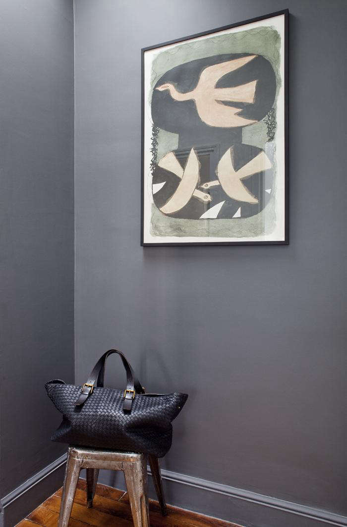 A Flat in Montmartre Echoes of Chanel portrait 13